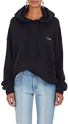 RE/DONE Women's The Crawford Cotton Hoodie