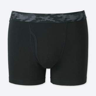 Uniqlo MEN Supima Cotton Boxer Briefs