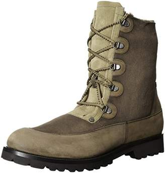 a. testoni a.testoni Men's M45988ivm Combat Boot