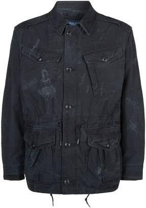 Polo Ralph Lauren Faded Combat Jacket