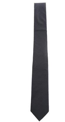 Shipley & Halmos Alfred Navy Jacquard Tie