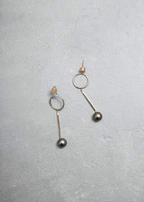 Mociun Figure 1 Drop Earrings