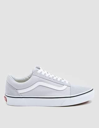 Vans Old Skool Sneaker in Grey Dawn