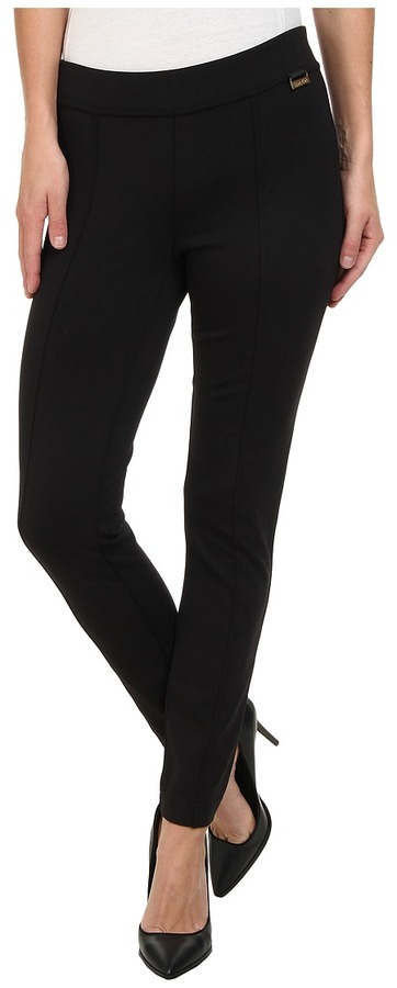Calvin Klein Calvin Klein - Front Seamed Pull On Pant Women's Casual Pants