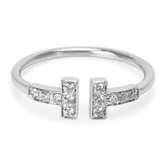 Tiffany & Co. & Co T Other White gold Ring