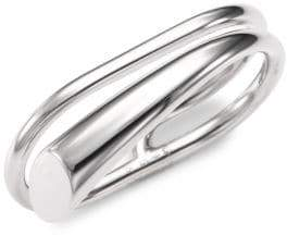 Charlotte Chesnais Yeo Sterling Silver Ring - Silver