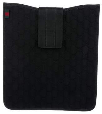 Gucci Guccissima Neoprene iPad Case