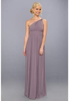 Donna Morgan One Shoulder Gown - Rachel Women's Dress