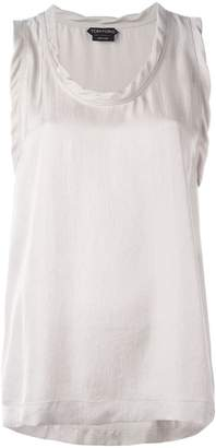 Tom Ford flared tank top