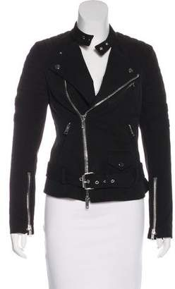 3.1 Phillip Lim Structured Leather Jacket