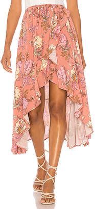 Spell & The Gypsy Collective Rosa Wrap Skirt