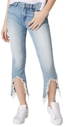 Blank NYC BLANKNYC Constant Convo Distressed Hem Jeans