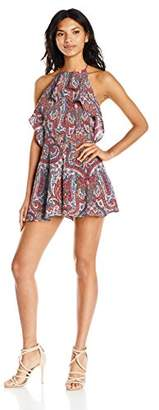 Finders Keepers findersKEEPERS Women's Willow Playsuit