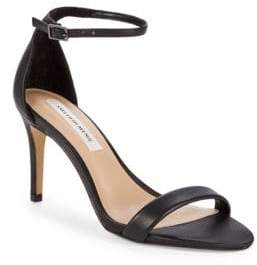 Saks Fifth Avenue Maris Strappy Leather Sandals