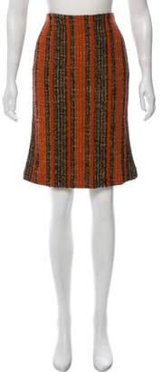 Thakoon Bouclé Knee-Length Skirt w/ Tags