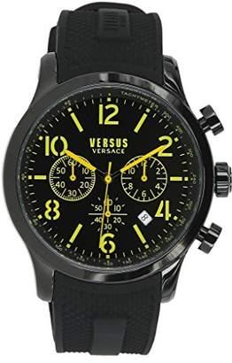 Versus By Versace Men's 'Naboo' Quartz Stainless Steel Fashion Watch