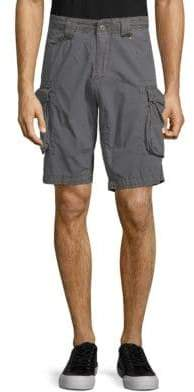 Jet Lag Cotton Cargo Shorts