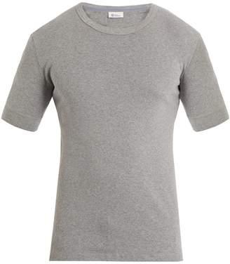 Schiesser Karl Heinz short-sleeved cotton T-shirt