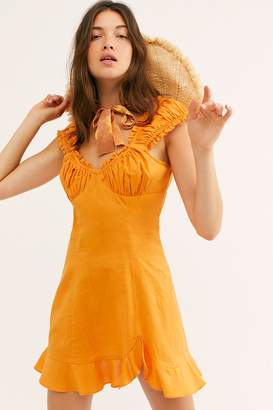 The Endless Summer Like A Lady Mini Dress