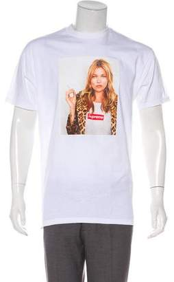 Kate Moss Supreme Photo T-Shirt