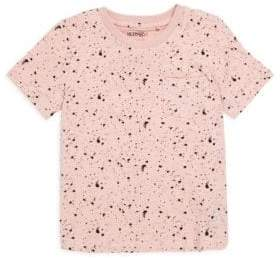Hudson Baby Girl's& Little Girl's Splatter Tee