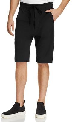 Vince Stretch Nylon Drawstring Shorts $225 thestylecure.com