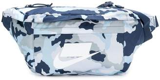 Nike camouflage print Tech hip pack