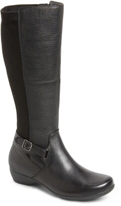 Dansko Francesca Knee High Riding Boot