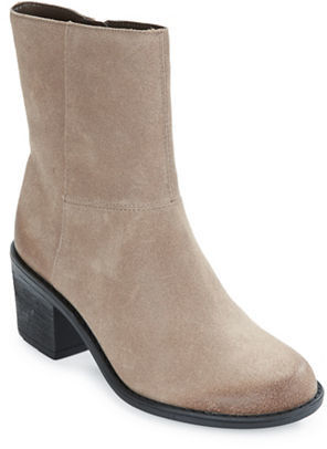 Easy Spirit Ilsa Suede Ankle Boots $120 thestylecure.com