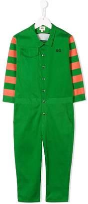 Bandy Button Hells boiler suit