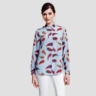 Honey Paisley Shirt $250 thestylecure.com