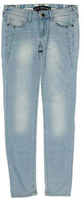 Richmond Low-Rise Skinny Jeans