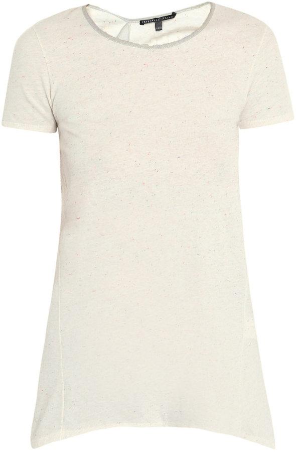 Theyskens' Theory Crisp cotton T-shirt