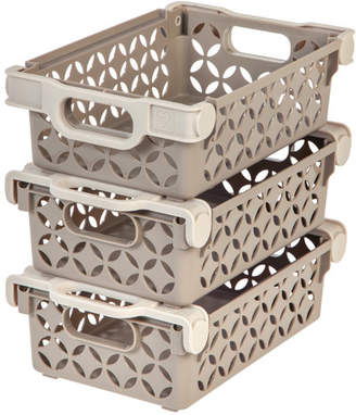 Iris Small Decorative Basket