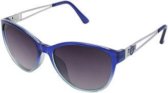 ROCAWEAR Southpole Metal-Accent Retro Sunglasses $28 thestylecure.com