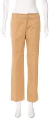 Gucci Low-Rise Straight-Leg Pants