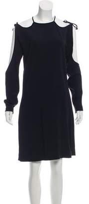 Tom Ford Crepe Cutout Dress