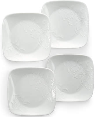 Corelle Boutique Cherish Set of 4 Appetizer Plates