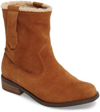 Sole Society Verona Faux Shearling Boot