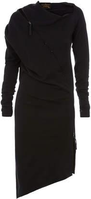Vivienne Westwood Zipper Timans Dress Black