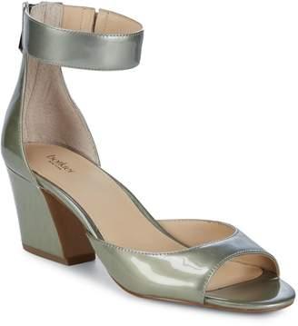 Botkier Pilar Patent Leather Ankle-Strap Sandals