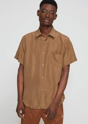 COBRA S.C. Washed Silk Short Sleeve Legacy Shirt