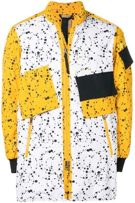 Nike dotted jacket