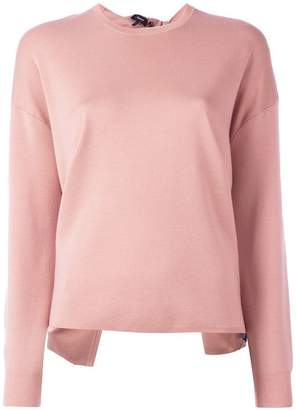 Theory Twylina jumper