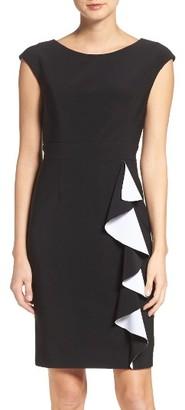 Women's Vince Camuto Stretch Sheath Dress $158 thestylecure.com
