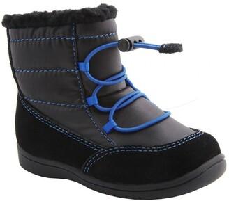 Nina 'Yolie' Lace-Up Boot