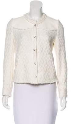 IRO Halston Linen Jacket