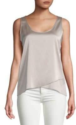Calvin Klein Asymmetrical Sleeveless Top