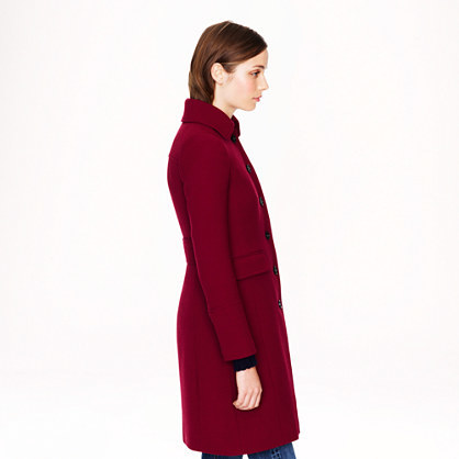 Double-cloth metro coat with Thinsulate® 2