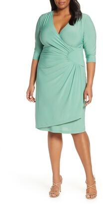 Kiyonna Ciara Cinch Sheath Dress